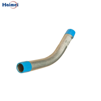 3-1/2 Inch 45°Rigid Aluminum Conduit Elbow