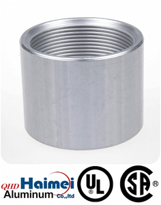 "6"" UL Approved Rigid Aluminum Couplings"
