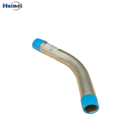 5 Inch 45°Aluminum Electrical Conduit Elbow