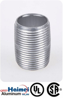 "6"" UL Rigid Aluminum Factory Nipples"