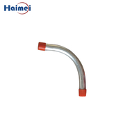 1/2 Inch 90 Degree Aluminum Pipe Elbow